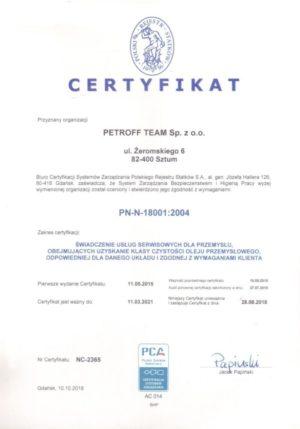 petroff-team_cert1401_2018